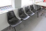 Waiting Room Chairs, 2 Sets of 4