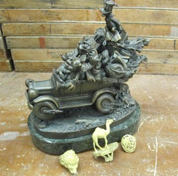 statuary-casting